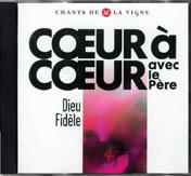 "CD de louange ""Dieu Fidèle"""