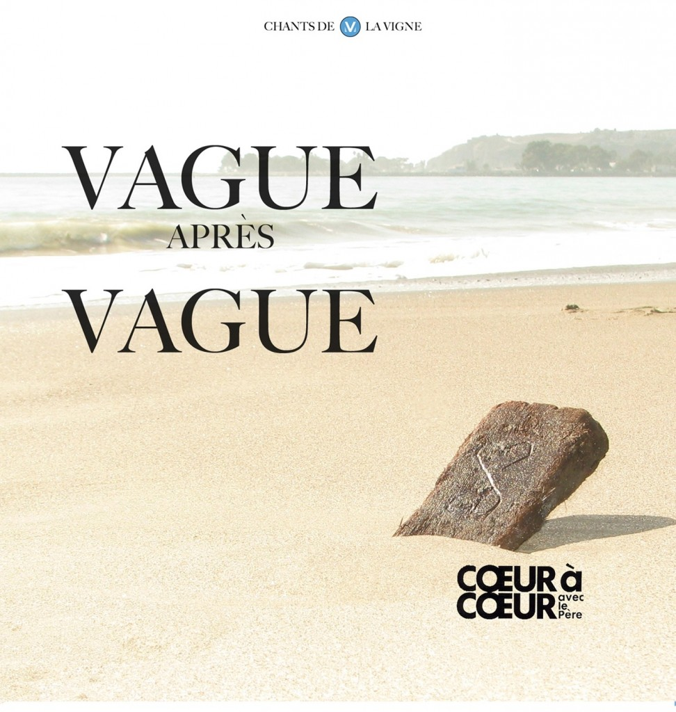 CD de louange Vague après Vague